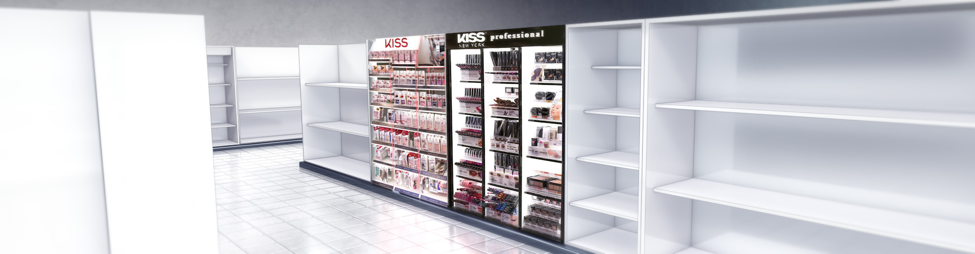 POS Display, Point of Sale, POS Marketing, Faber Castell, Werbeform, Bodendisplay, Thekendisplay, Regaldisplay