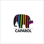 Caparol - Point of Sale Bodendisplay Werbeform