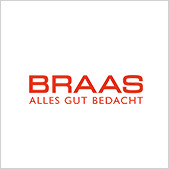 Braas - Point of Sale Bodendisplay Werbeform